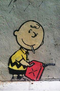 Cheeky and Dark Banksy