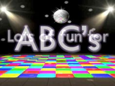 ABC Disco!!!!!!!!    Song by: Jack Hartmann  Video by: Mr. Harry    Check out Jack Hartmann's material at:  http://www.jackhartmann.com/    If you've seen the Hip-Hop Alphabet video, then this will be familiar... Same alphabet melodies, but to disco music instead...  Also, on the Hip-Hop Alphabet song, the timings are off because iMovie just DOE...