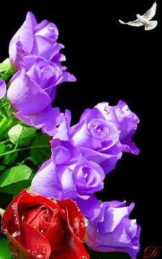 141 Mejores Imagenes De Flores Animadas I Found You Cute Stuff Y