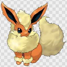 Mega evolution flareon