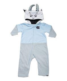North Carolina Tar Heels Toddler Jersey Sleeper Baby Boy