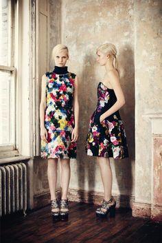 Pre Fall 2013: Floral Print lên ngôi