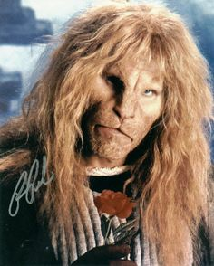 Ron Perlman as VIncent in Beauty and the Beast (1987-1990). This guy beat Murtagh for me. That's making quite a statement.