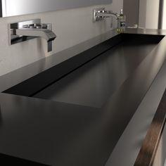 Sink Corian® Deep Nocturne Georgia