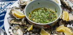 Starter: Oysters with Zesty Vietnamese Dressing | 9 Super Romantic Dinners For Two