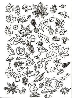 cherche et trouve (suite) - la maternelle de Camille Visual Thinking, Fall Preschool, Doodle Lettering, Garden Journal, Sketch Notes, Black And White Drawing, Halloween Art, Art Plastique, Colouring Pages