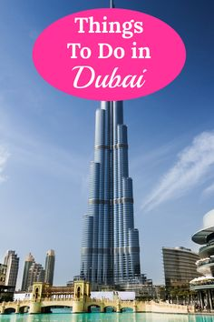 Whether you have a week to spare or just a 12 hour stopover, if you are unsure what to do in Dubai, here are my favourite things to do in Dubai including places to visit in Dubai. #dubai Dubai Activities, Stuff To Do, Things To Do, Lust For Life, Globe, Places To Visit, Adventure, My Favorite Things, Travel