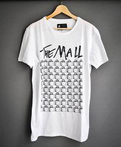 The Mall by PlayShirts on Etsy  #play_shirts #playshirts #thewall #pinkfloyd #anticonsuming #anticapitalism #themall #big_fish #sharks #streetart #stencil