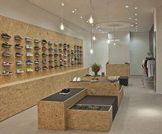 SUPPA Sneaker Boutique by Daniele Luciano Ferrazzano 1 Balcões de atendimento pelo mundo