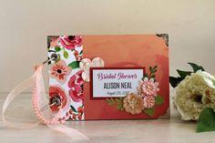 Instax Mini Album  Bridal Memory Book  by PreciousLifeMoments