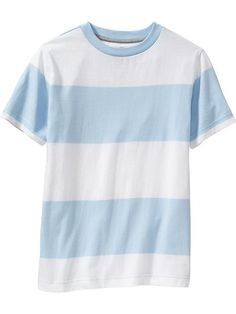 Boys Rugby-Stripe Tees Product Image