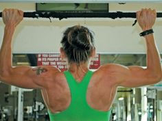 Women can do pullups; here's the secret. Marine Corps major can teach you what works; she can do 25 now.