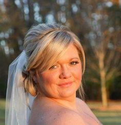 Added By Jessica D. Wedding hair & makeup by Jennifer Johnson