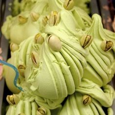 Our pistachio gelato is made with Sicilian pistachios..try it! | Yelp