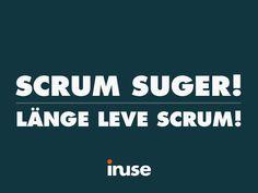 Vi älskar Scrum! Scrum effektiviserar systemutvecklingen. Det ger transparens, gör det möjligt att planera och justera planerna på ett kontrollerat sätt och ök…