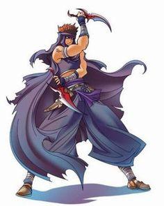 Fire Emblem Sacred Stones Jaffar