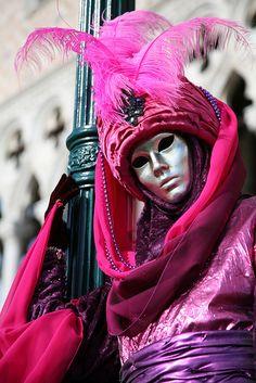 Carnival In Venice :)