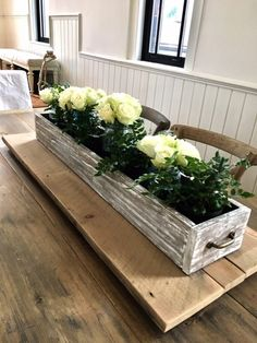 I am so thrilled to say we have finally completed our main floor makeover.it has been a long process that we started back in the. White Wood, Maine, Flooring, Plants, White Hall Tree, Wood Flooring, Flora, Plant, Floor