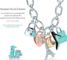 Summer Has Its Charms Tiffany & Co.