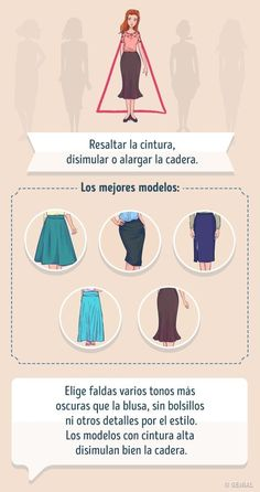 Rectangle Body Shape - What to Wear - FashionActivation Fashion Tips For Women, Fashion Advice, Pear Shape Fashion, Pear Shaped Outfits, Triangle Body Shape, Winter Typ, Pear Body, Fashion Silhouette, Fashion Dictionary