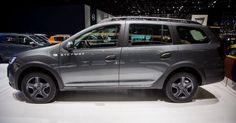 Dacia's New Logan MCV Stepway Is The Poor Man's Cross Country #Dacia #Dacia_Logan