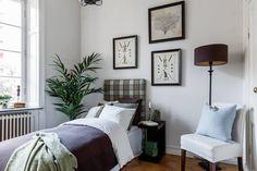 #styling #homestyling #bedroom #sovrum   Styling av lägenhet i gårdshus | Move2