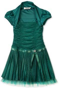 #BCX                      #kids                     #Girls #Set, #Girls #2-Piece #Shrug #Glittery #Drop-Waist #Ruched #Dress      BCX Girls Set, Girls 2-Piece Shrug and Glittery Drop-Waist Ruched Dress                                 http://www.snaproduct.com/product.aspx?PID=5445573