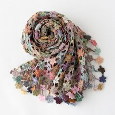 Sophie Digard 2013SS VIRGINIA LINEN SCARF