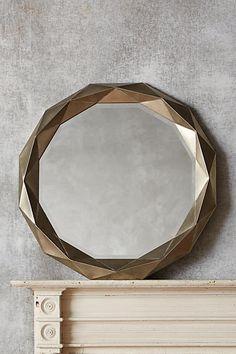 Brillianteer Mirror - anthropologie.com