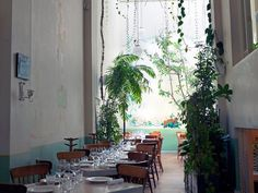Top things to do CN High ceilings and natural light at Rosetta.