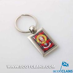 Clan MacNab Crest Ke