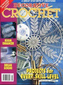 Decorative Crochet Magazines 61 - Gitte Andersen - Álbumes web de Picasa
