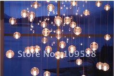 Glass Ball Pendant Light   Pendant Necklaces