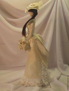 Тряпиенсы в русском стиле платье