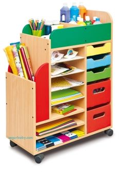 63 Ideas For Kids Furniture Design Playrooms Shelves Craft Storage Furniture, Arts And Crafts Storage, Kids Room Furniture, Furniture Design, Furniture Online, Bedroom Furniture, Playroom Shelves, Craft Storage Containers, Locker Organization