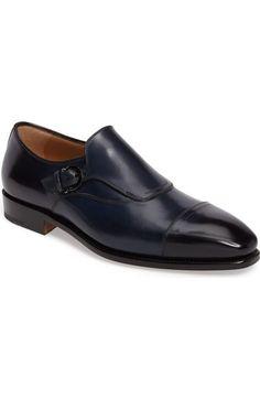Cap Toe Monk Strap_Donotuse, Flannel Grey. Mens Designer ShoesMan ShoesMen  FashionFashion ShoesFerragamo ...