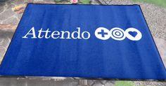 Logomatt Attendo - Reklaamitootja.ee - http://reklaamitootja.ee/126-logovaip-attendo-jpg/