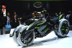 Kawasaki_J - Our top 13 rides from 2013 Tokyo Motor Show