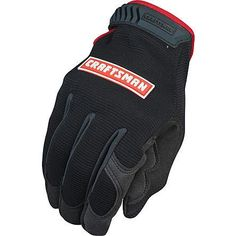 Craftsman Mechanics Gloves Just $9.99! Down From $19.99!