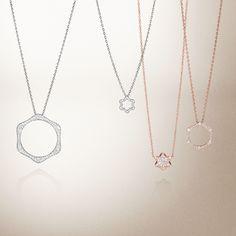 Montblanc 4810 necklaces