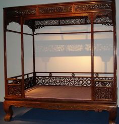 Forms of Chinese Antique Bed