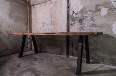 Förderturm Metall Gestell Stahlträger Unikat Möbel