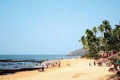 Holidays in #Anjuna #Goa