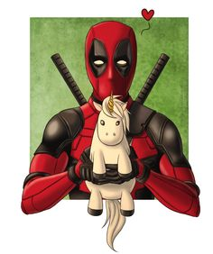 #Deadpool #Fan #Art. (Love him) By:AvieHudson. (THE * 5 * STÅR * ÅWARD * OF: * AW YEAH, IT'S MAJOR ÅWESOMENESS!!!™)[THANK U 4 PINNING!!!<·><]<©>ÅÅÅ+(OB4E)    https://s-media-cache-ak0.pinimg.com/564x/28/5e/d3/285ed329eadf1a103808ab51cf307dbe.jpg