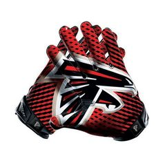 Atlanta Falcons Vapor Jet Gloves