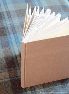 How to make a leather journal book binding tutorial recipe bind your own sketchbook tutorial diy childrens booksdiy hardcover solutioingenieria Gallery