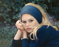 Vintage Cat Eye : Brigitte Bardot - Photo: Getty Images