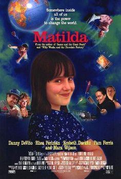 Matilda (1996) - Gènere comedia, aventura, drama i fantasia.