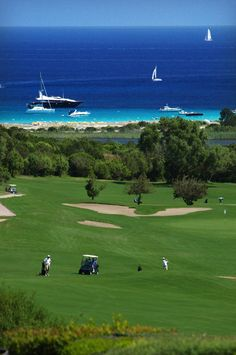 Costa Smeralda Sardegna Our Residential Golf Lessons are for beginners,Intermediate & advanced Our PGA professionals teach all our courses in a incredibly easy way to learn offering lasting results at Golf School GB www.residentialgolflessons.com