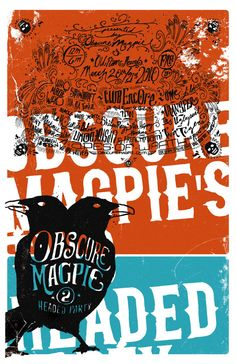obscure magpies